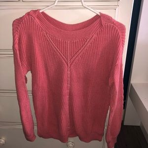 Detailed sweater